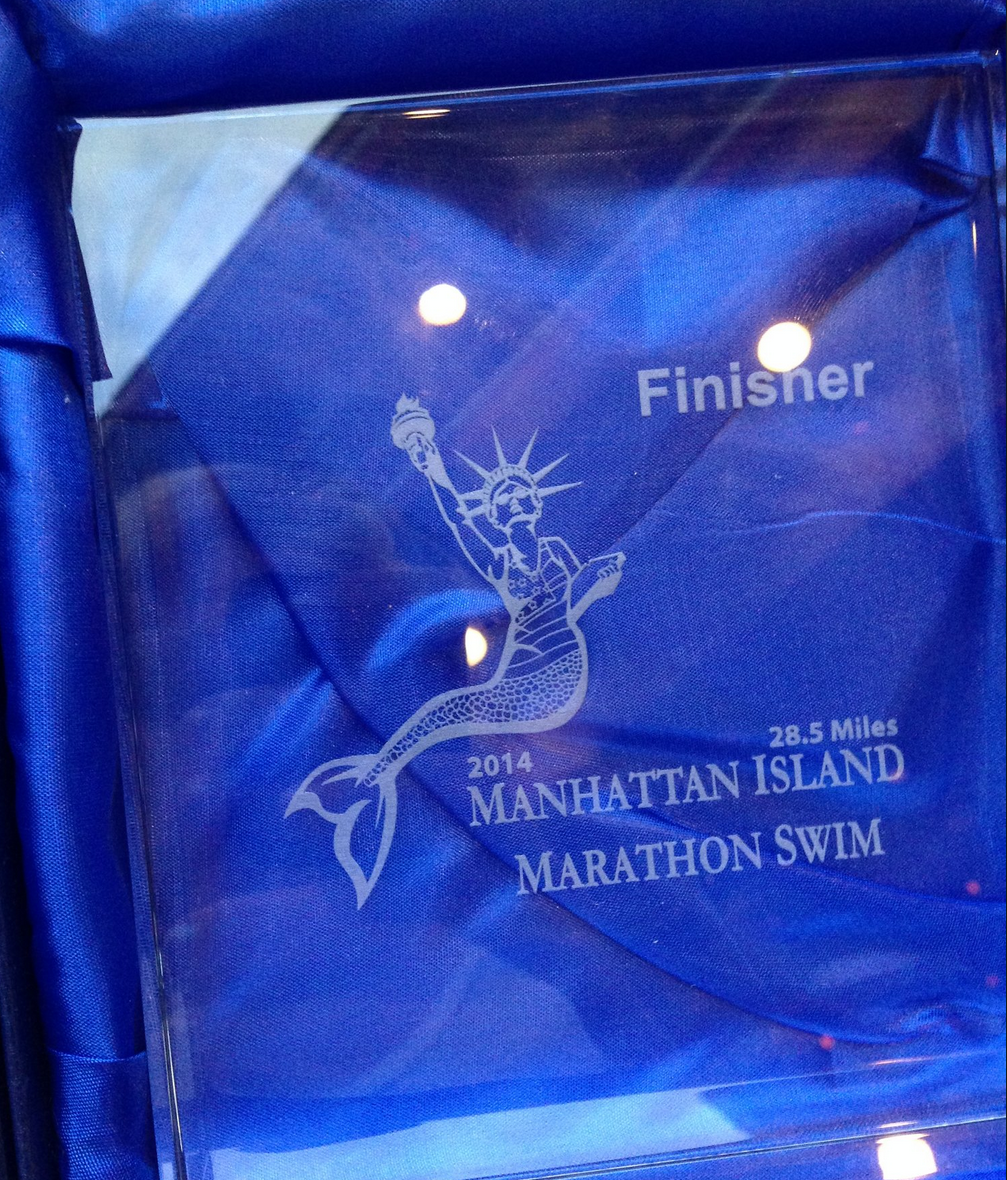 Manhattan Island Swim